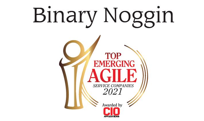 Binary Noggin Recognized as a Top Emerging Agile Service Company